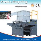 不用なファブリックまたはタイヤまたは木または台所無駄または市固形廃棄物のためのPEのシュレッダーか単一シャフトのシュレッダー
