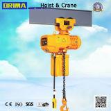 Type de Brima 1000kg Japon élévateur à chaînes électrique de nomenclature avec le crochet