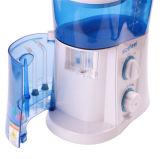 El agua oral Irrigator del equipo dental con las boquillas ULTRAVIOLETA esterilizó la lámpara
