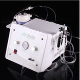 3 en 1 máquina de la microdermabrasión del oxígeno de la peladura del agua