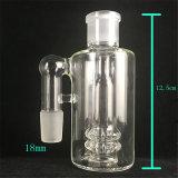 Colector de la ceniza para los accesorios de cristal del tubo de los tubos que fuman