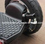 Motociclo elettrico diplomato Ce delle grandi rotelle con assorbimento di scossa posteriore