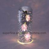 3D galvanisieren helles Glaslicht der Beleuchtung-LED mit für Hauptdekoration