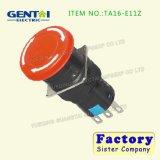 Indicador de interruptor chave redondo dos seletores da alta qualidade mini