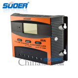 Regulador solar solar de la carga del regulador PWM de Suoer 48V 60A (ST-C4860)