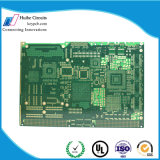 14 Layer Blind Buried Vias Prototype Placa de PCB para Controle Industrial