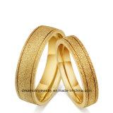 316L de Ring van het Paar van de Trouwring van de Juwelen van de Ring van het roestvrij staal voor Mannen en Vrouwen