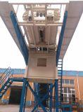 Yhzs50 aprontam a 1 planta de mistura concreta portátil conservada em estoque do medidor cúbico