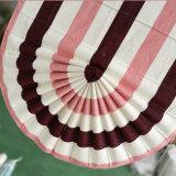 Cortina cega romana do escurecimento cor-de-rosa do Chenille para o quarto (32R0004)