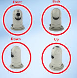 1.3MP Hikvision 100m Night Vision IR HD IP PTZ Camera para Police Car (SHJ-HD-HL-C)