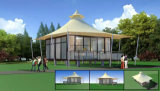 Outdoor Event Prefab House Luxury Holiday Tent