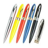 Mémoire Flash sèche 8GB de forme de stylo usb de série d'encre d'iridium
