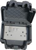 UK Type Outdoor Waterproof IP66 Wall Switch and Socket