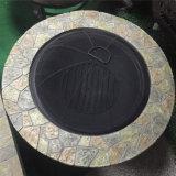 [32ينش] [أتّرترتيف] [غفرك] [رووند ووود] [بورندينغ] نار حفرة طاولة لأنّ خارجيّ