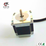 Motor de piso largo da aplicação 57mm para a impressora do CNC /Textile/Sewing/3D