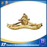 高品質のカスタムエナメルメタルピンのバッジ(Ele-badge501)