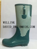 Dames Rainboots de mode de qualité