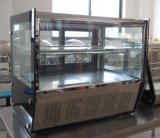 Frigorifero del dispositivo di raffreddamento della torta della parte superiore della tavola di alta qualità