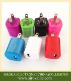 Всеобщий заряжатель перемещения USB выхода заряжателя 5V1.5A