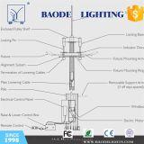 Éclairage élevé solaire de levage de Coc et de abaissement automatique de mât de 20m DEL (BDGGD1)