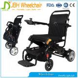 Fabricante de dobramento da cadeira de rodas da potência da liga de alumínio