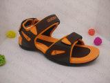 Sapatas da sandália dos homens com parte superior do plutônio (RF16274)