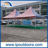 tenda esterna del Gazebo della tenda foranea del blocco per grafici di punta di 6X12m alta da vendere