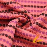 Tela elástica feita malha de Lycra do Spandex do poliéster para a aptidão do Sportswear (LTT-LJYLZZQW#)