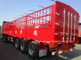 13 Meters Flatbed Van Type Semitrailer