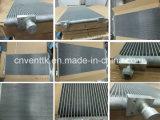 Aluminiummicrochannel-Wärmetauscher