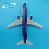 Blaue Luft B737-400 16cm 1/200 Passagierflugzeug-Modell für Ansammlung