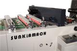 La machine feuilletante automatique a combiné avec le film de guichet collant et feuilleter de film (XJFMKC-120)
