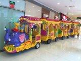 Freizeitpark-Elefant-Ausflug-Fahrt verwendete spurlos Serie für Kinder