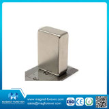De permanente Gesinterde Magneet van de Zeldzame aarde van het Blok van het Type Neodymium