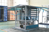 Малое пробивное напряжение увеличения завода очищения масла трансформатора
