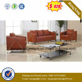 New Design Metal Legacy To incline Living room Room Genuine Leather Sofa (HX-CS067)