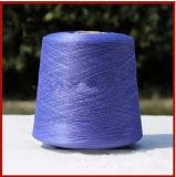 Filato di seta filato Worsted di 100% per lavorare a maglia