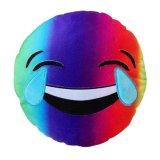 bunte Kinder 6inch weiche Emoji Spielwaren