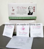 Pérdida de peso natural vendedora caliente del Dr. Ming del 100% que adelgaza té