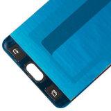 Affissione a cristalli liquidi del telefono delle cellule per l'affissione a cristalli liquidi Displsy (XSLS-017) dello schermo di tocco dell'affissione a cristalli liquidi del telefono mobile della nota 5 di Samsung