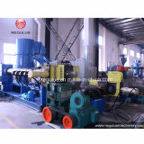 PE/HDPE/LDPE Film-granulierender Produktionszweig (Wasser-Ringausschnitt)
