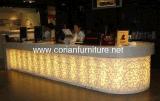 Contador de la barra del restaurante del contador de la barra de café del diseñador
