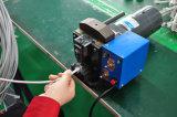 Koord van het Flard van de Schakelaar van CAT6A SSTP LSZH het Blauwe 1m RJ45 568b