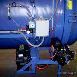 Autoclave di trattamento di gomma approvata di Vulcanizating del Ce piccola (SN-LHGR08)