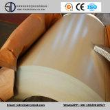 El color prepintado cubierto galvanizó la bobina de acero PPGI /PPGL