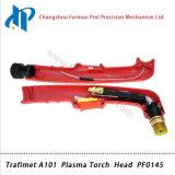 Сварочный огонь факела плазмы воздуха головки факела PF0145 Trafimet A101