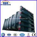 Recipiente do tanque de aço de carbono do ISO da alta qualidade