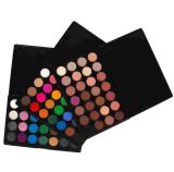 Plateau en gros cosmétique crème d'ombre de détective privé d'étiquette d'ombre d'oeil d'ombre d'oeil
