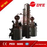 アルコール蒸留器または蒸留酒製造所または蒸留塔か蒸留装置