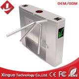 304 스테인리스 RFID 카드 판독기 접근 제한 삼각 십자형 회전식 문